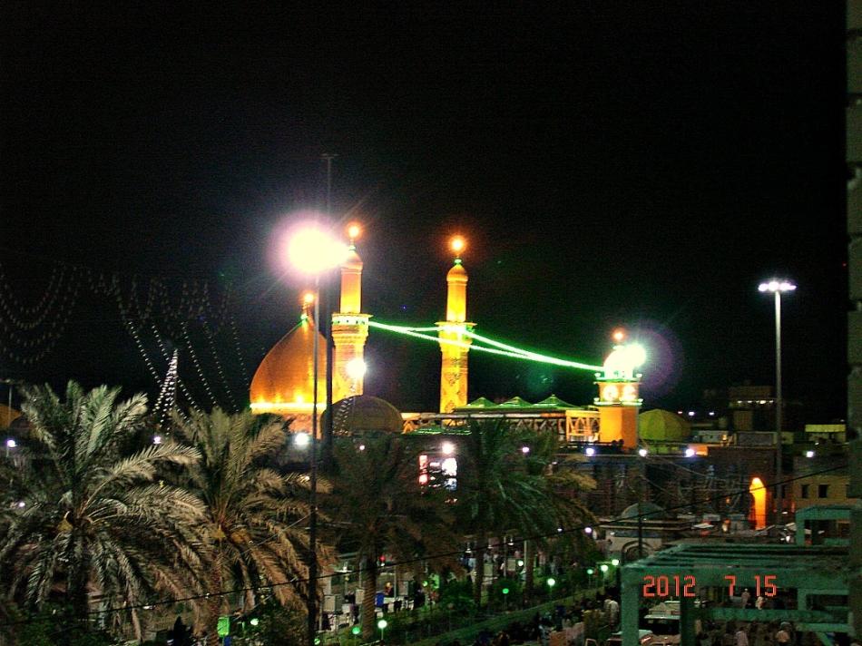 تصوير حضرت عباس در مختارنامه