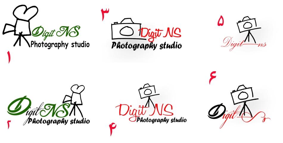 نظر سنجی برای لوگو اتلیه عکاسی