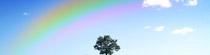 آموزش فتوشاپ طراحی رنگین کمان