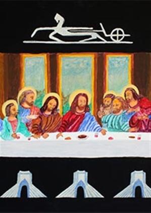 نمایشگاه انفرادی نقاشی هوشنگ معتمدیان